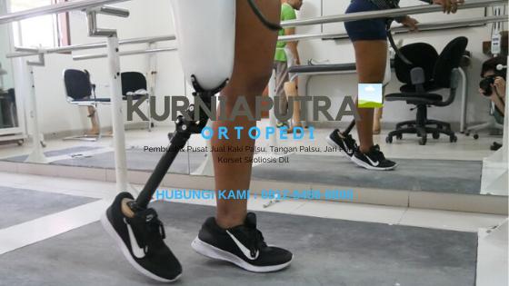 supplier kaki palsu