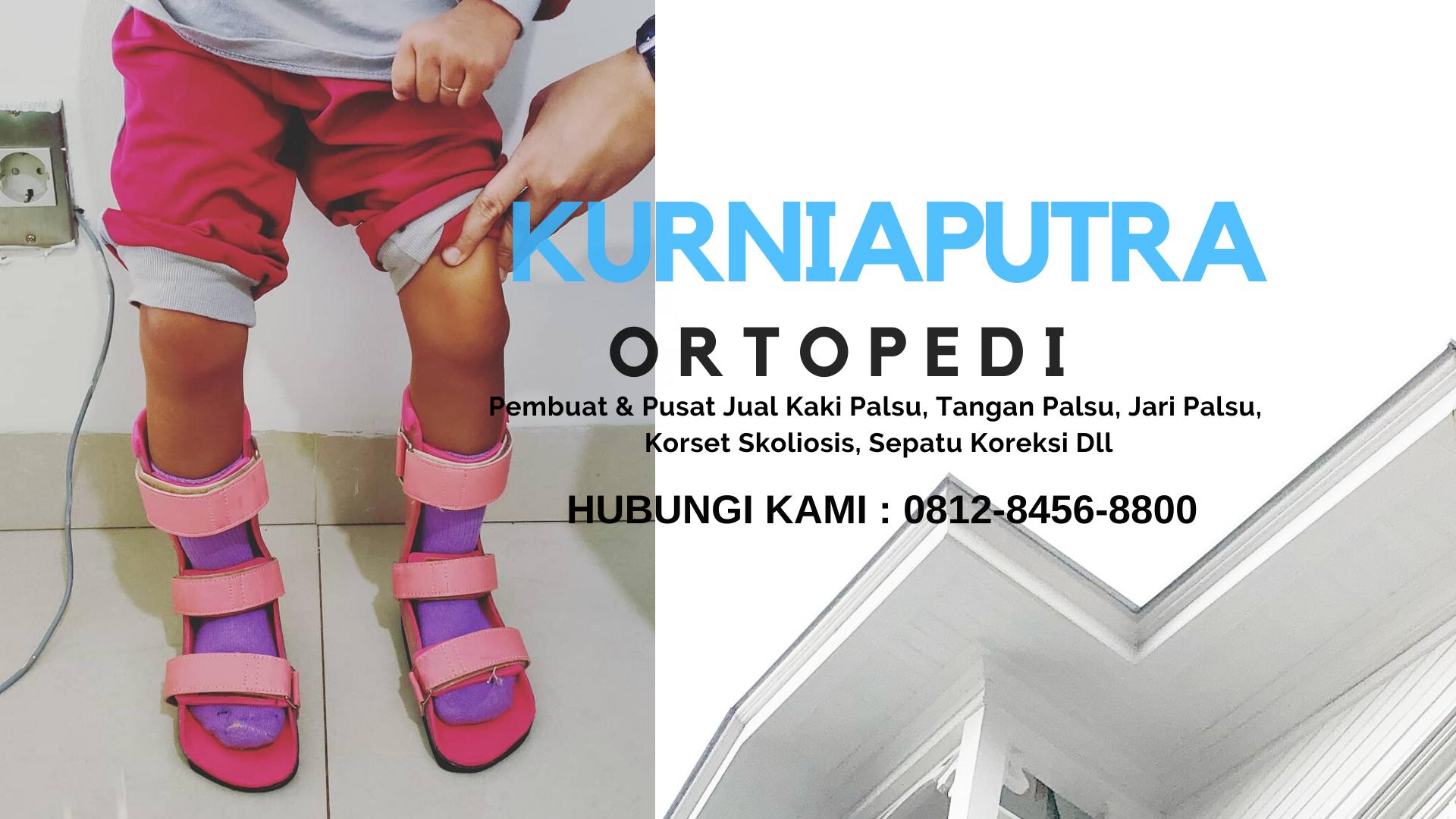 Jual Ankle Foot Orthosis AFO