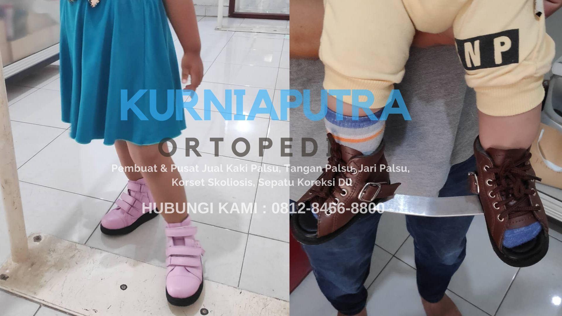 Jual Sepatu Ortopedi Anak