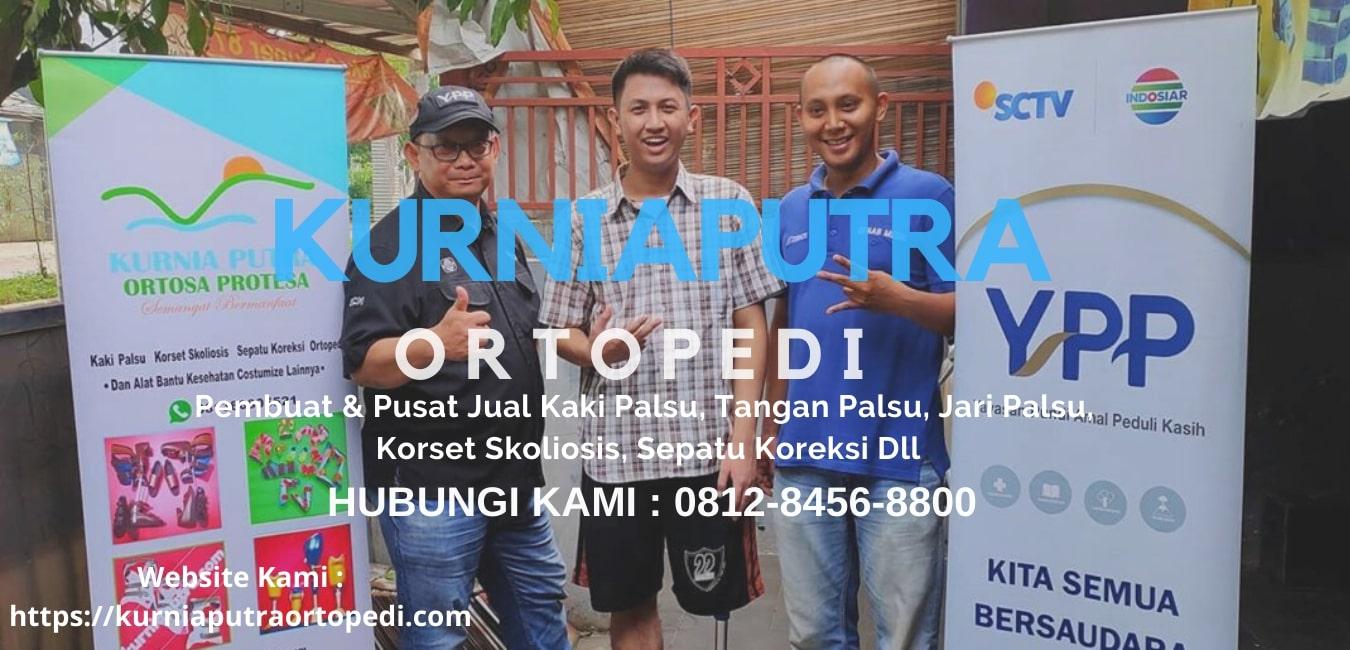 Pembuat Kaki Palsu Indonesia