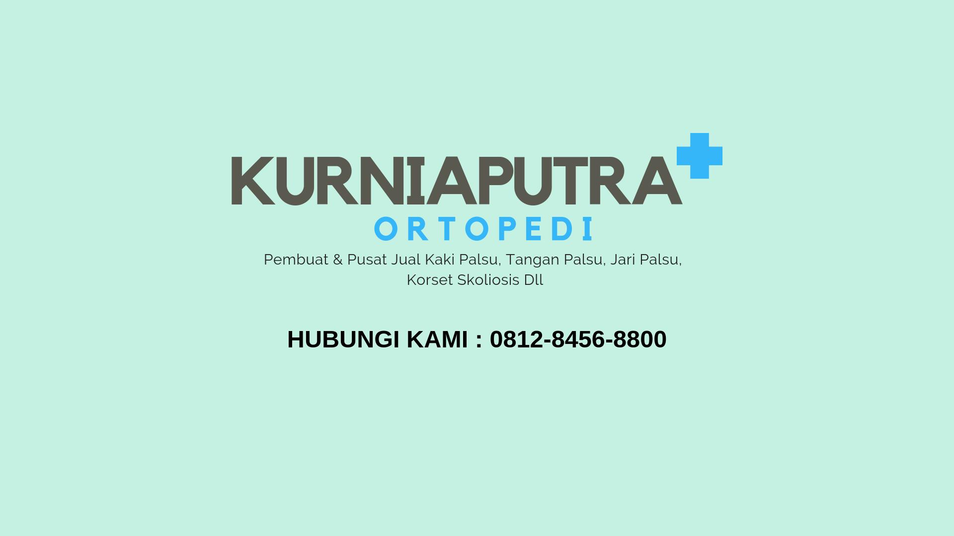 Jual Kaki Palsu Lampung