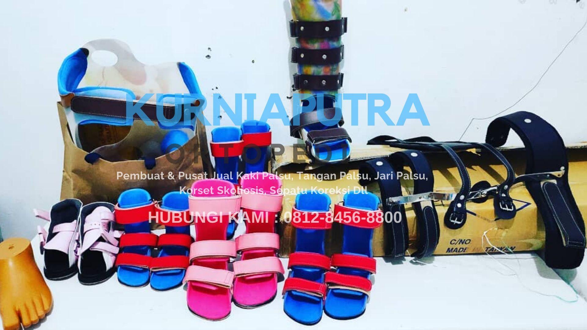 Tempat Pembuatan Sepatu Ortopedi