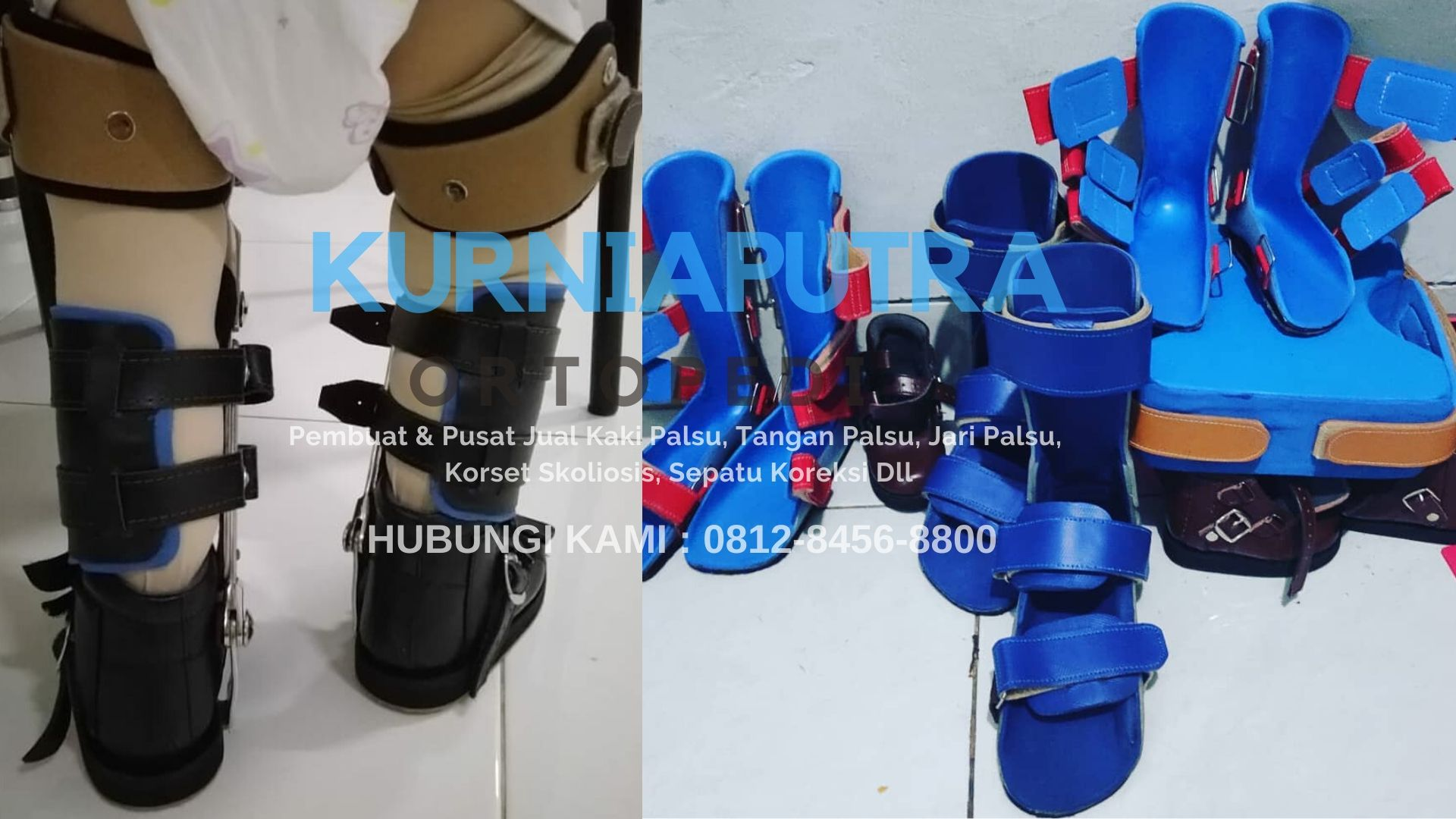 pembuat sepatu koreksi di bekasi
