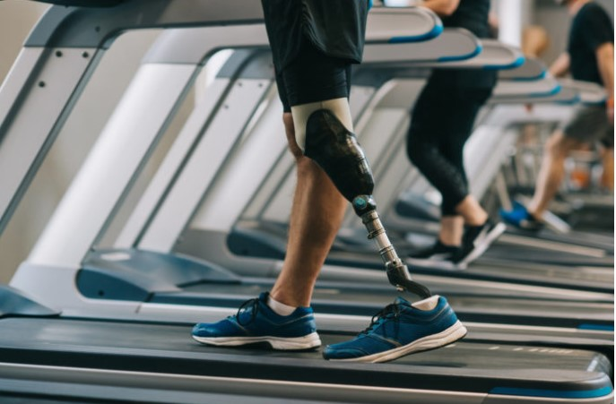 kaki palsu bionic